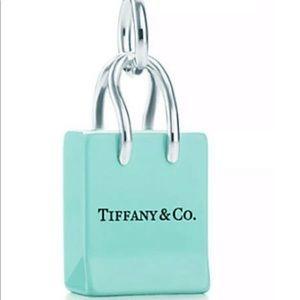 Brand New Tiffany & Company Shopping Bag Charm